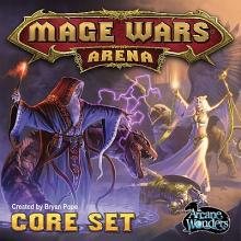 Mage wars arena+Force master vs warlord