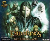 Lord of the Rings Dice Building Game, The - obrázek