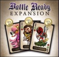 Knights of Ten: Battle Ready Expansion - obrázek