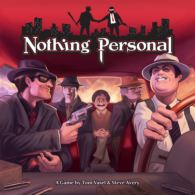 Nothing Personal (2012) ENG