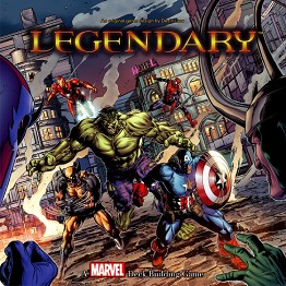 Legendary: Marvel Deck Building Game - Praha
