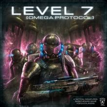 Level 7 - Omega Protocol - painted