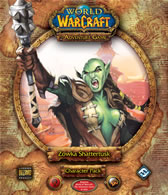 World of Warcraft: The Adventure Game - Zowka Shattertusk - obrázek