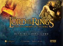 LoTR deck building game - komplet 3 díly
