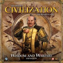Civilizace - Wisdom and Warfare (ve folii)
