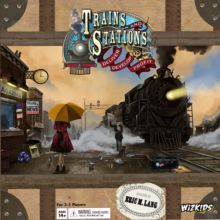 Wizkids Trains and Stations