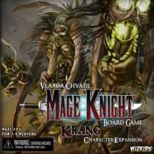 Mage Knight - Krang Expansion EN