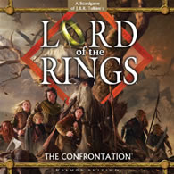 Lord of the Rings - The Confrontation: Deluxe Edition - obrázek