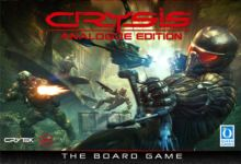Crysis: The Board Game - obrázek