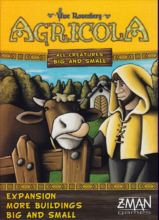 Agricola: All Creatures Big and Small - More Buildings Big and Small - obrázek