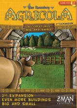 Agricola: All Creatures Big and Small - Even More Buildings Big and Small - obrázek