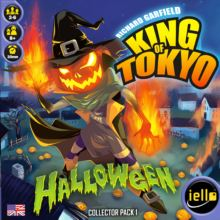 King of Tokyo: Halloween (Collector Pack 1) - obrázek