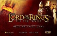 Lord of the Rings, The: The Two Towers Deck-Building Game  - obrázek
