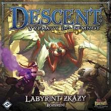 DESCENT 2ND EDITION: LABYRINTH OF RUIN - ENG - NEW