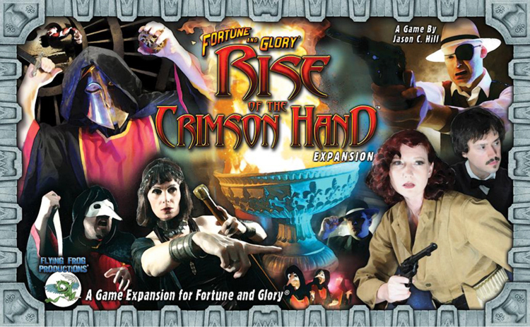 Fortune and Glory: Rise of the Crimson Hand - obrázek