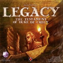 Legacy: The Testament of Duke de Crecy - obrázek