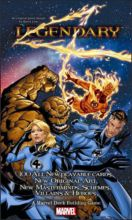 Legendary: The Fantastic Four Expansion - obrázek