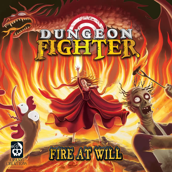Dungeon Fighter: Fire at Will! - obrázek