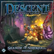 Descent: Shadow of Nerekhall (anglicky)