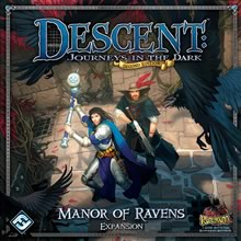 Descent - Manor of Ravens