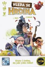 Hledá se hrdina =Seventh Hero= grafika Zezhou Chen