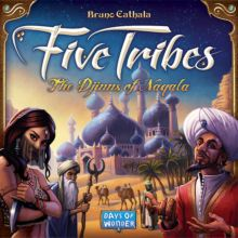 FIVE TRIBES (základ+Thieves+proma)