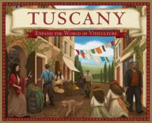 Tuscany: Expand the World of Viticulture - obrázek