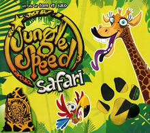 Jungle Speed Safari + promo Hyena