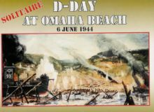 D-Day at Omaha Beach + pevná mapa