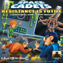 Space Cadets: Resistance Is Mostly Futile - obrázek