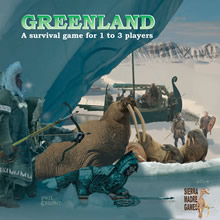Greenland 3rd edition KS + Stretched Goals