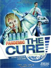 Pandemic The Cure (Brno)