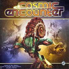 Cosmic Encounter (EN) - Avalon Hill verze