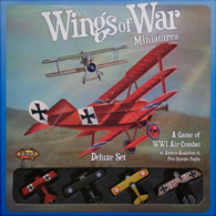 Wings of War Miniatures - Deluxe Set