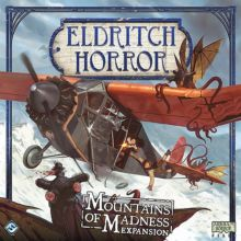 Eldritch Horror: Mountains of Madness - anglicka
