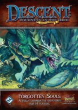 Descent: Journeys in the Dark (Second Edition) – Forgotten Souls (Second Edition) - obrázek