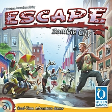 Escape: Zombie City + Survivor Chronicles exp.