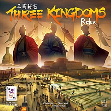 Three Kingdoms Redux + obaly