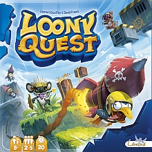 prodám Loony quest
