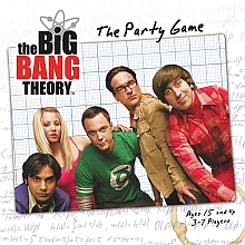 Big Bang Theory, The: The Party Game - obrázek