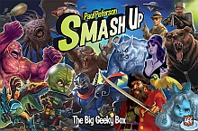 Smash Up: The Big Geeky Box - obrázek