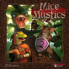 Mice and Mystics: Downwood Tales + obaly + CZ
