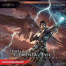 Dungeons & Dragons: Temple of Elemental Evil Board Game - obrázek