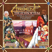 Argent: The Consortium 2nd edition + extra