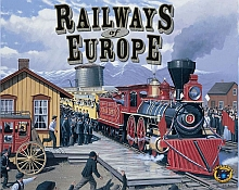 Railways of Europe (edice z roku 2017)