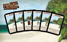 Robinson Crusoe: Adventures on the Cursed Island – Beach Card Mini Expansion - obrázek