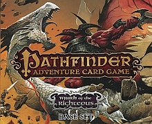 Pathfinder Adventure Card Game: Wrath of the Righ.