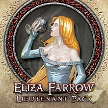 Descent: Journeys in the Dark (Second Edition) – Eliza Farrow Lieutenant Pack - obrázek