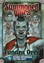 Summoner Wars: Tundra Orcs – Second Summoner - obrázek
