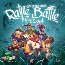 Rattle Battle Grab the Loot- nová